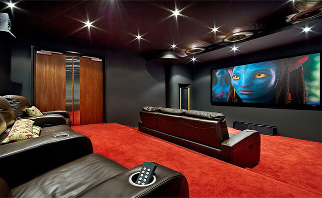ev sinema odası ses izolasyonu