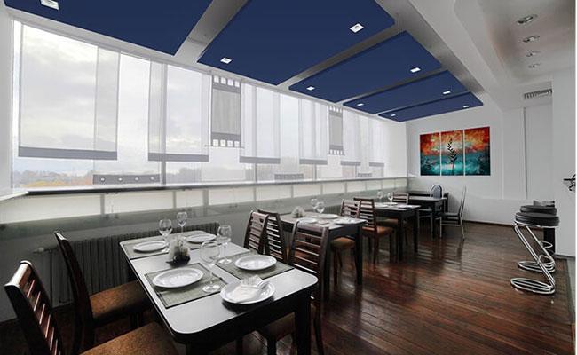 Restaurant akustik ses yalıtımı
