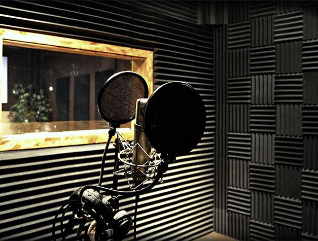 Stüdyo ortamında yalıtım