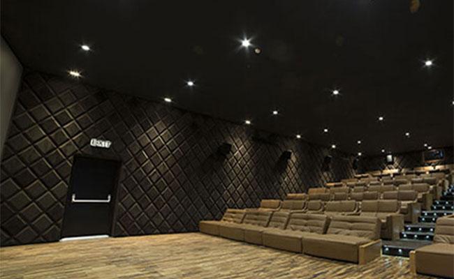 sinema salonu ses yalıtım uygulamaları